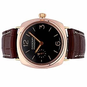 Panerai Radiomir mechanical-hand-wind mens Watch PAM00439 (Certified Pre-owned)