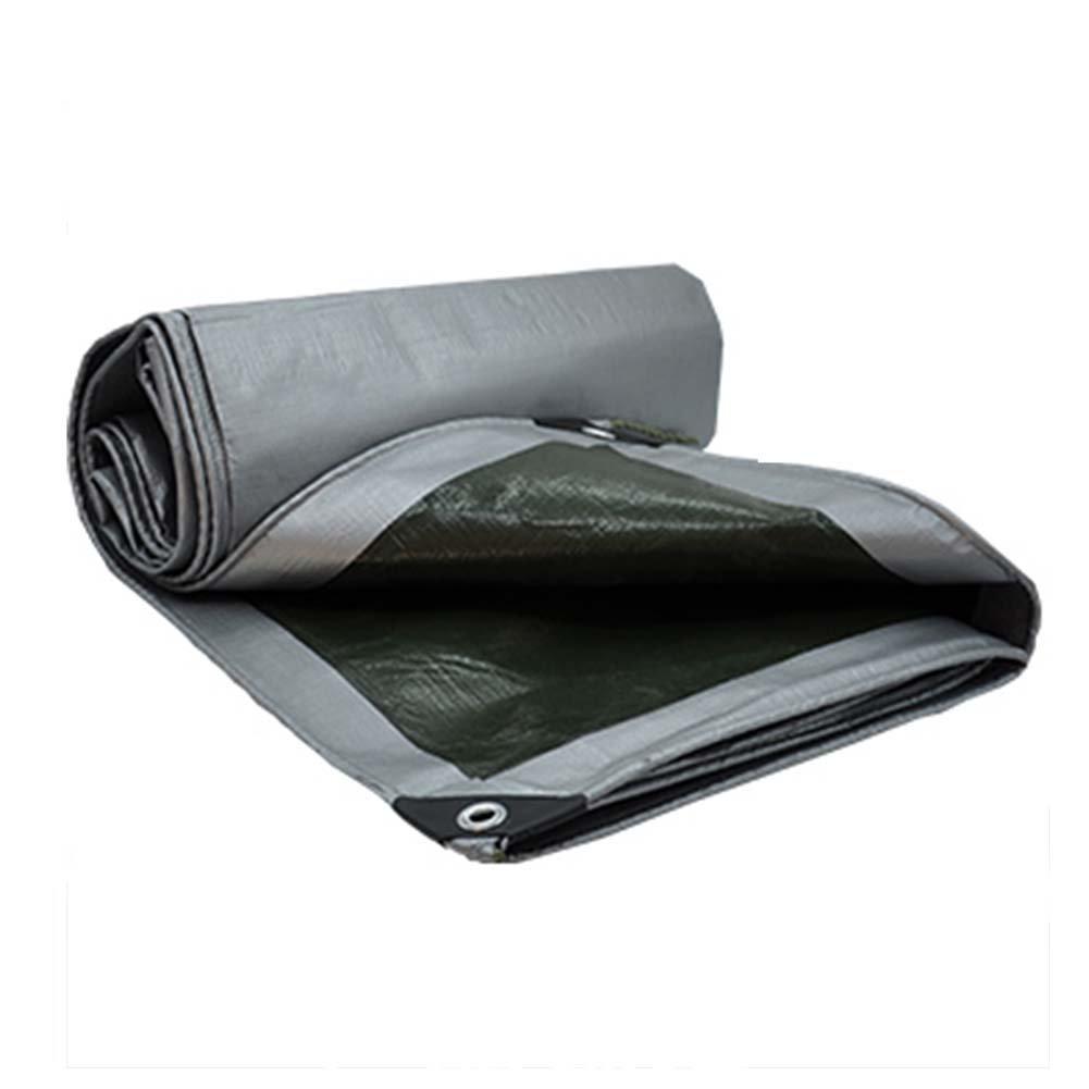 LIXIONG オーニング テント 屋外 トラック 防雨布 日焼け止め ポリエチレン 熱の分離 、22サイズ (色 : Black+gray, サイズ さいず : 3.8 x 4.8 m) B07FXPYPXR 3.8 x 4.8 m|Black+gray Black+gray 3.8 x 4.8 m