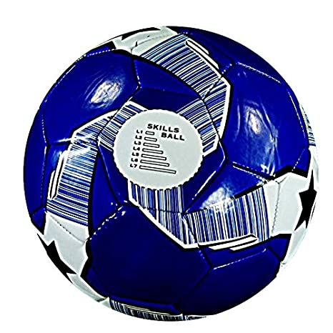 ONE2TRAIN Soccer Ball, Trainer Kit for All Ages, Football Training Solution  - Soccer Ball Skills Drills TV Online Kids Youth - Indoor/Outdoor, Ball