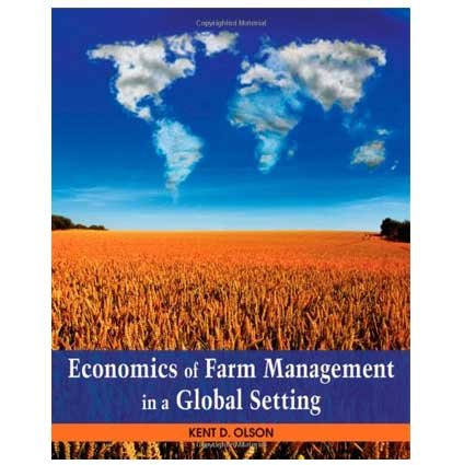 Economics Of Farm Mgmt.In Global...