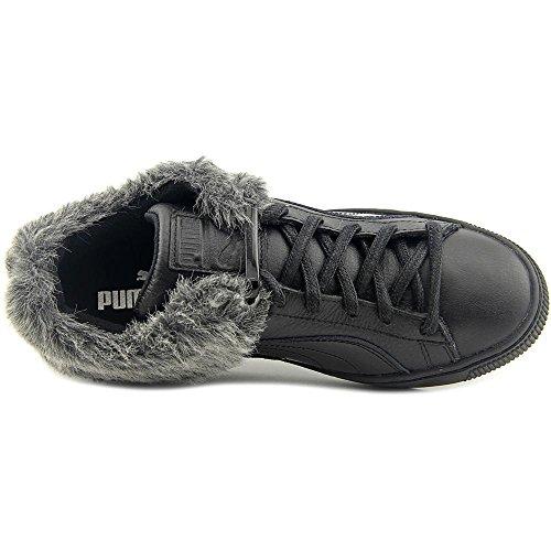Puma Dames 50/50 Pels Zwart / Grijs