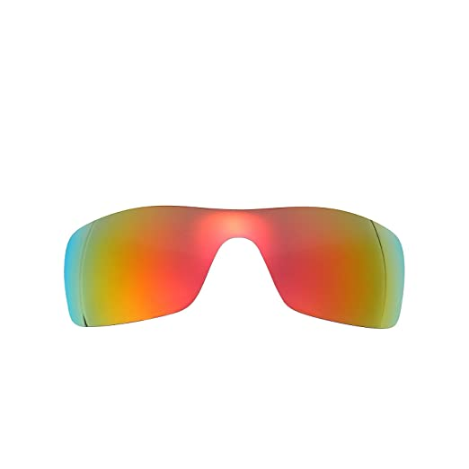 7a42bcca5a1 Image Unavailable. Image not available for. Color  Polarized Replacement  Lenses for Oakley Batwolf Sunglasses ...