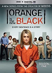 Orange Is The New Black: Season 1 [DVD + Digital]
