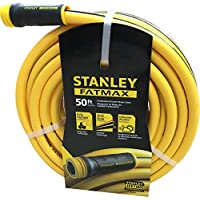 Stanley BDS7324A 50ft FatMax Garden Hose (Yellow or Black)