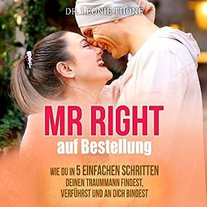 Mr. Right auf Bestellung Hörbuch