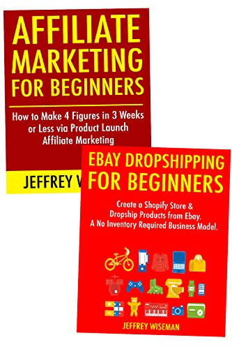 Selling Products Online  Without Investing on Your Own Inventory (2017): Affiliate Marketing & Ebay Dropshipping - Online Shipping