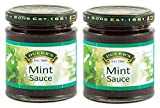 Duerr s Traditional English Mint Sauce, 9.9-Ounce/280grams (Pack of 2)