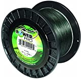PowerPro 33400800500E Maxcuatro Braided Fishing Line, 80 lb/500 yd, Moss Green