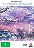 5 Centimeters per Second ( Byôsoku 5 senchimêtoru ) ( Five Centimetres per Second : A Chain of Short Stories About Their Distance ) [ NON-USA FORMAT, PAL, Reg.2.4 Import - Australia ]