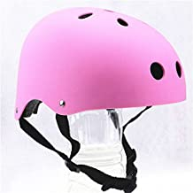 2018 New Design Bicycle Cycling Street Kids Safety Bike Helmets Protective Gear for Toddler Child Children Outdoor Sports Satety Firm Kids Helmet for Boys Girls Student Pupil Age 3-5 6-8