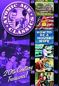 Atomic Age Classics, Volume 8: How To Be A Housewife by Alpha Home Entertainment