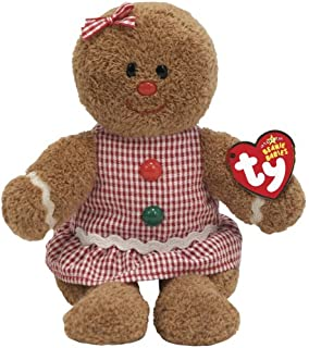 eaa143bc107 Amazon.com  TY Beanie Babies - HANSEL   GRETEL the Gingerbread ( Set ...
