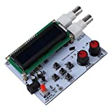 Signal Generator Module,DDS Function Signal Generator Module Sine/Square/Sawtooth Wave Kit(White)