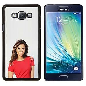Stuss Case / Funda Carcasa protectora - Niña bonita - Samsung Galaxy A7 A7000