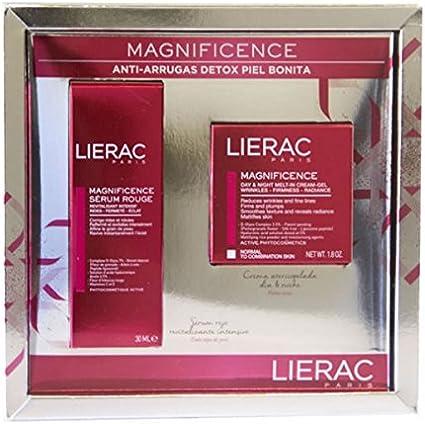 Estuche Lierac Magnificence Sérum + Crema Aterciopelada: Amazon.es: Belleza