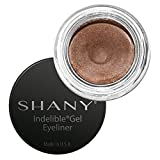 eye liner stilla - SHANY Indelible Gel Liner, Talc Free, Waterproof, Crease Proof Liner, Magic Sand, 0.4 Ounce (Packaging may vary)