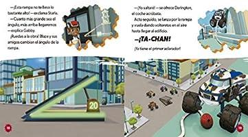 Problemas en el túnel de lavado Un cuento de Blaze y los Monster Machines: Amazon.es: Nickelodeon: Libros