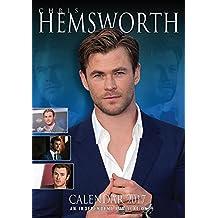 Chris Hemsworth Calendar - Calendars 2016 - 2017 Wall Calendars - Movie Wall Calendar - Sexy Men Calendar - Poster Calendar - Celebrity Calendars by Dream