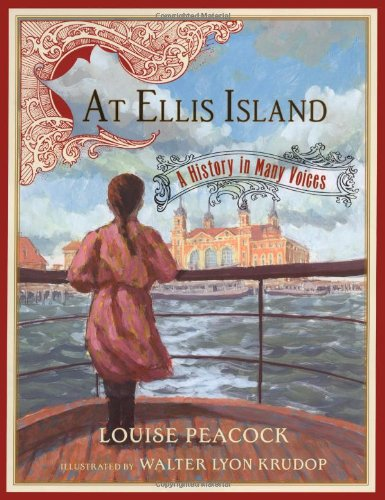 Download At Ellis Island: A History in Many Voices PDF