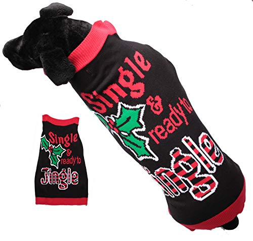 #followme Ugly Christmas Dog Sweater – Sizes for All Dogs