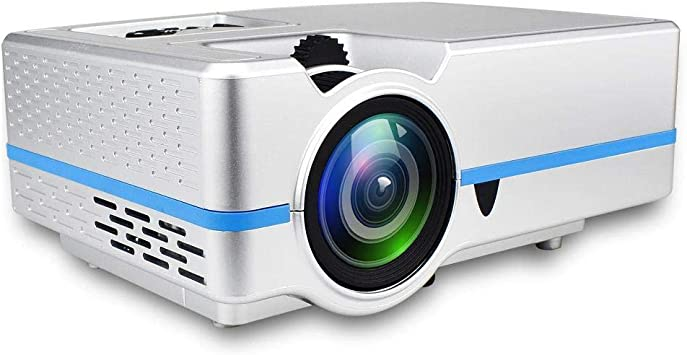 Mini proyector Proyectores de Cine en casa Zoom portátil Led ...