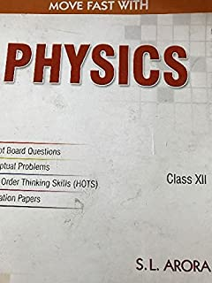 New Simplified Physics : A Reference Book for Class 12 for