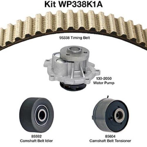 Dayco WP338K1A Water Pump Kit