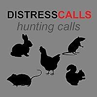 REAL Distress Calls App for PREDATOR Hunting - 15+ REAL Distress Calls! (ad free) BLUETOOTH COMPATIBLE