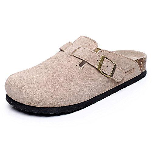 EU41 e Pantofole 1005 casual Per uomo donne sandali colori donna donna con UK7 da Colore 5 HAIZHEN CN42 dimensioni 1002 piatte 5 8 le Ciabatte sughero scarpe XqwrxXp1