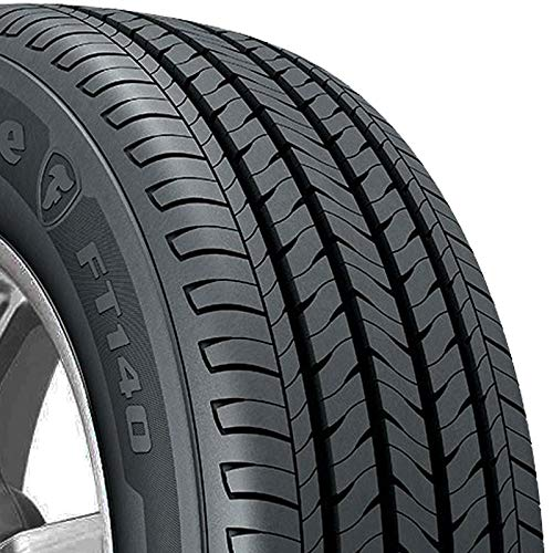 Firestone FT140 All-Season Radial Tire - P205/55R16 89H (Best Tires For Civic)