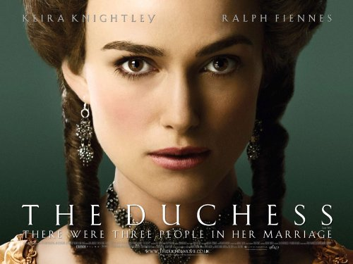 The Duchess [ Screenplay, Script ] (Based on