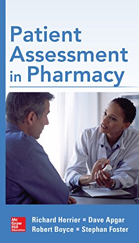 Patient Assessment in Pharmacy Pdf