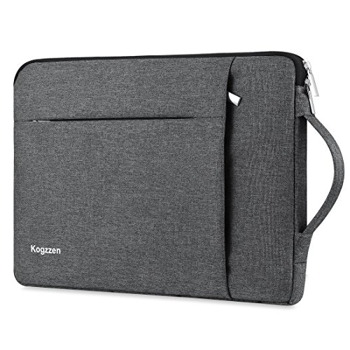 Kogzzen 14-15.6 Inch Laptop Sleeve Waterproof Shockproof Case Notebook Bag Compatible with MacBook Pro 15