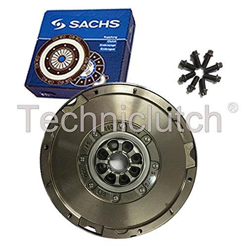 SACHS 8944819453362 - Kit de embrague, con volante motor bimasa, CSC y pernos: Amazon.es: Coche y moto