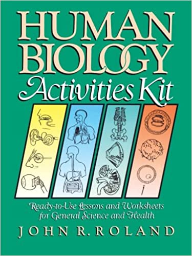Amazon human biology activities kit ready to use lessons and human biology activities kit ready to use lessons and worksheets for general science and health 1st edition fandeluxe Gallery