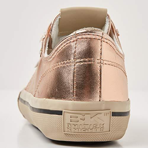 Knights Chase Champagne 01 Sneaker Elfenbein British Damen nHxdU7n0