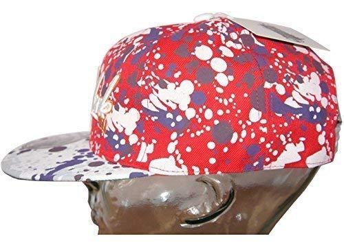 City Gang - Cappellino da baseball - Uomo rosso bianco  Amazon.it   Abbigliamento 3d289715d427