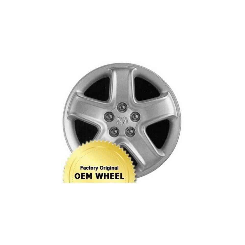 DODGE STRATUS 16x6.5 5 SPOKE Factory Oem Wheel Rim  CHROME   Remanufactured Automotive