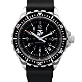 MARATHON WW194006USMC GSAR Swiss Made Military Issue Diver's Automatic US Marine Corp Officially Licensed Watch with Tritium