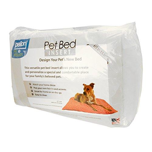 (Pellon Pet Bed Insert Medium/Large, White)