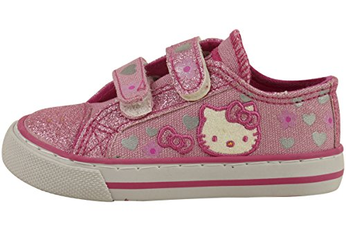 Hello Kitty Flickor Hk Lil Fallon Ar4380 Mode Gymnastikskor Rosa