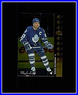 1994-95 Upper Deck SP Inserts #SP167 Doug Gilmour TORONTO MAPLE LEAFS