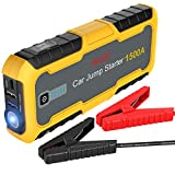 Best portable car battery jumper - BASAF Car Jump Starter 1500A Peak, Portable Lithium Review