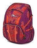 High Sierra Composite Backpack, Moroccan Tile/Berry Blast/Redline
