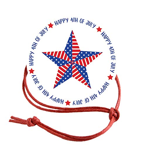 - Napkin Knots 4th of July Napkin Ring Star (Pack of 10) (Banquet)