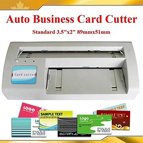 Card DIY Business Card Slitter 89×51mm 110V(Item #120052) CN