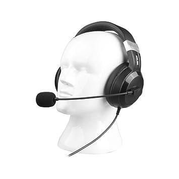 AOVOI Auriculares Especiales para Aprendizaje en la Cabeza audiovisuales Cuatro o Seis Auriculares de educación en