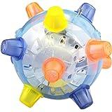 Pet Supplies : Pet Toy Balls : Bumble Ball Otis Claude