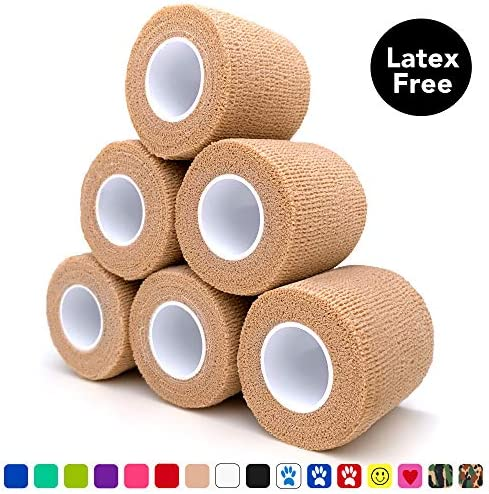 Cohesive Adherent Adhesive Flexible Breathable product image