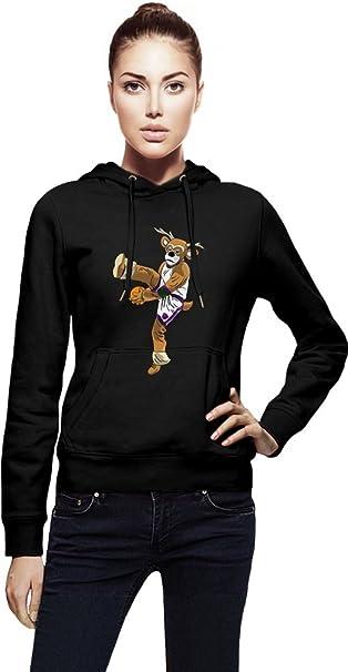 low priced 9622d c87d2 Milwaukee Bucks Mascot Bango Womens Hoodie X-Large: Amazon ...